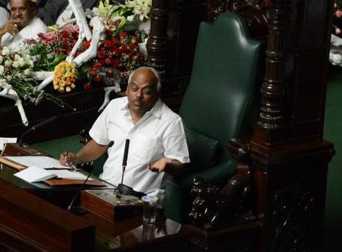 کرناٹک اسمبلی کے اسپیکر منتخب ہوئے رمیش کمار