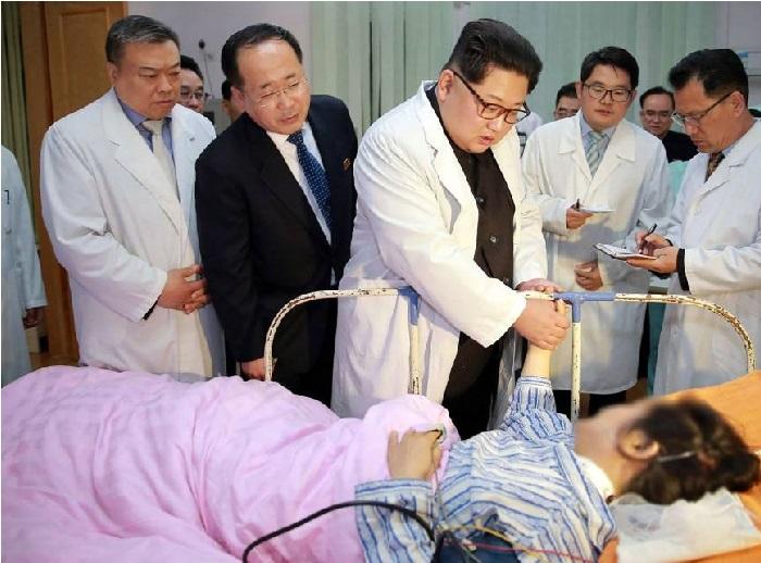 بس حادثے میں چینی سیاحوں سمیت 36 افراد ہلاک:شمالی کوریا