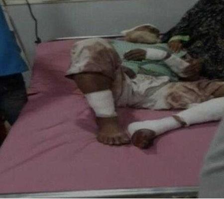 گاؤکشی کی افواہ کے بعد یوپی میں ایک شخص کا پیٹ پیٹر کر قتل