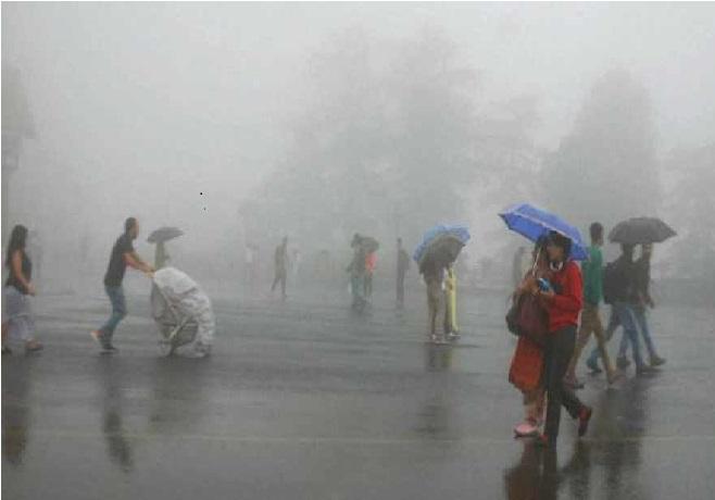 اڑیسہ میں اگلے 48 گھنٹے بھاری بارش کاانتباہ، خطرے کے نشان کے اوپر بہہ رہی ہیں ندیاں