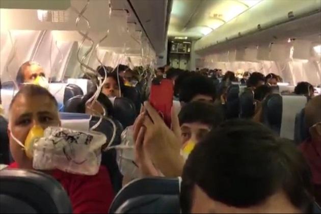 جیٹ ایئرویز کے مسافروں کی ناک اور کان سے نکلنے لگا خون، عملہ کی لاپرواہی