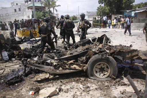 گوتریز نے صومالیہ بم دھماکے کی مذمت کی