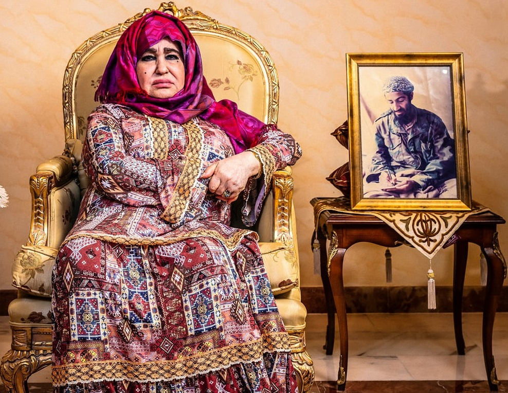میرے بیٹے اسامہ بن لادن کا برین واش کیا گیا: والدہ عالیہ غانم کا بیان