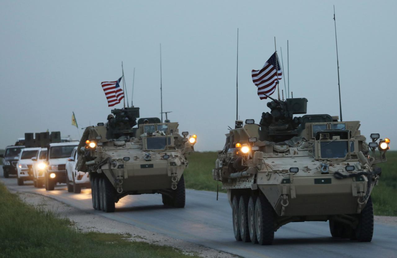 شام میں  نئی فوج یا  بارڈر سیکورٹی فورس نہیں تیار کر رہے ہیں: امریکہ