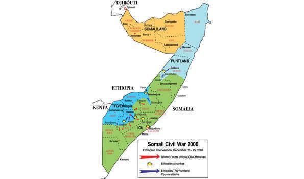 صومالیہ: خودکش حملہ میں کم از کم 13 افراد ہلاک