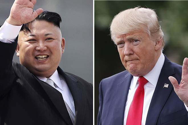US کی چتاوني- شمالی کوریا کے خلاف طاقت کے استعمال کے لئے تیار ہے امریکہ