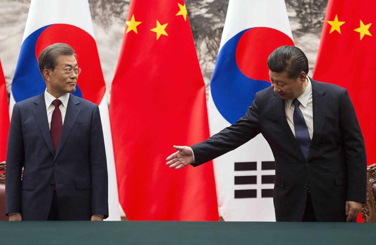 کوریائی جزیرہ نمامیں لڑائی برداشت نہیں:چین /جنوبی کوریا