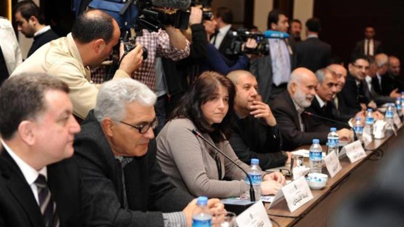 امریکہ کی شام کے معاملہ میں قرارداد منظور کرنے کی درخواست