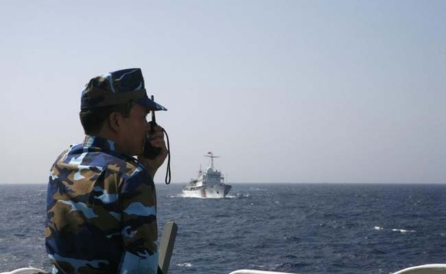 اب چین کی نئی چال، متنازعہ جنوبی چین سمندر میں تعینات کی میزائل: رپورٹ