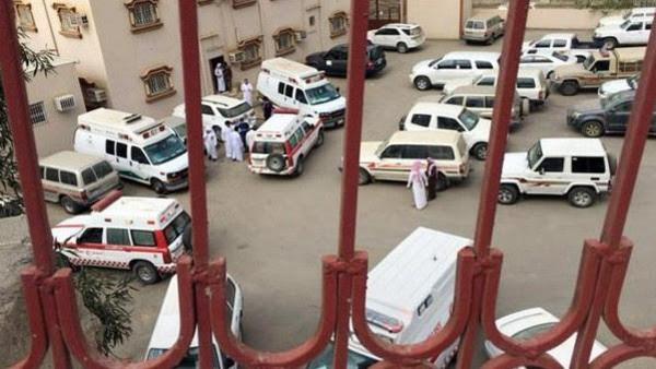 سعودی:ایک سرکاری دفتر میں فائرنگ 6 افراد جاں بحق