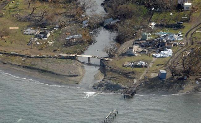 فجی میں آئے طوفان نے مچائی خوفناک تباہی، ہلاکتوں کی تعداد 36 ہوئی