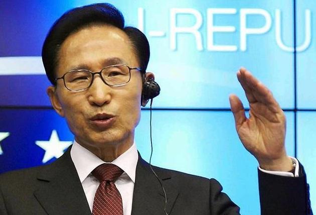 بدعنوانی کے الزامات میں جنوبی کوریا کے سابق صدر گرفتار