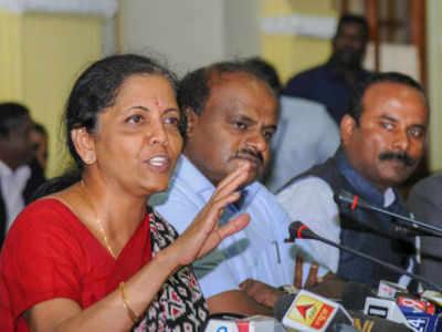 دراندازی کی تمام کوششیں ناکام کر دی جائیں گی: سیتا رمن
