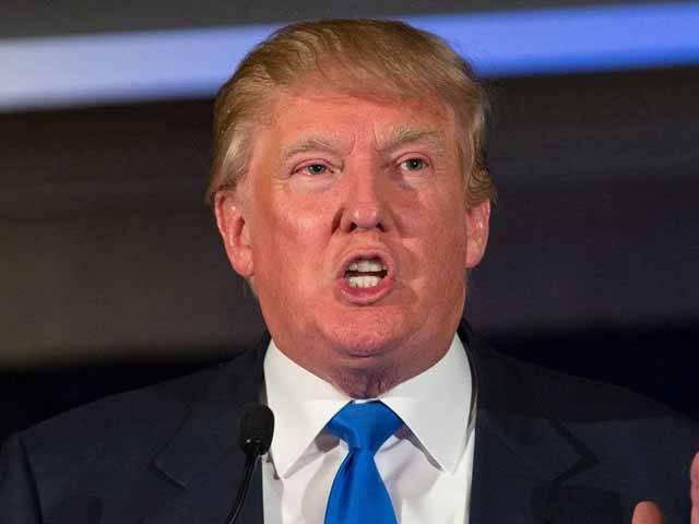 ٹرمپ نے کہا انتخابی مہم میں جھڑپوں کی ذمہ داری میری نہیں