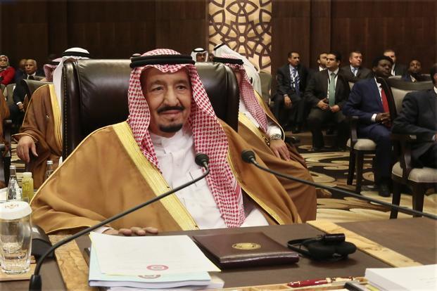 مکہ حج: سعودی کے شاہ نے قطر کے لئے حدود دوبارہ کھولنے کا حکم دیا