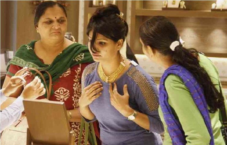 سونے کی تیزی پر بریک، چاندی کی چمک میں 200 روپئے کا اضافہ