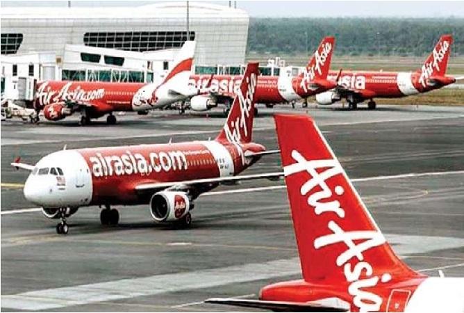 ایئر ایشیا کے بیڑے میں 20 ہوائی جہاز شامل، ممبئی - بنگلور سرویس شروع کریں گی