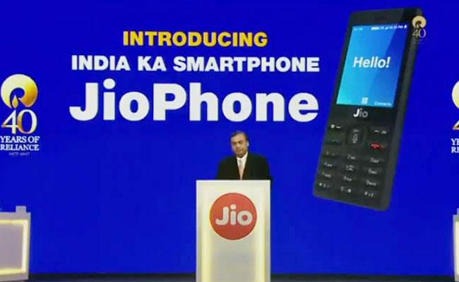 جیو کے بعد کئی کمپنیوں کی سستے 4G خصوصیت فون لانے کی منصوبہ بندی