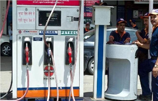 پیٹرول - ڈیزل کی قیمتیوں میں پھر اضافہ