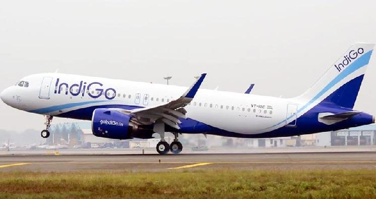 انڈگو ایئر لائن 25 منٹ پہلے اڑان بھری اور 14 مسافروں کو چھوڑ گئی