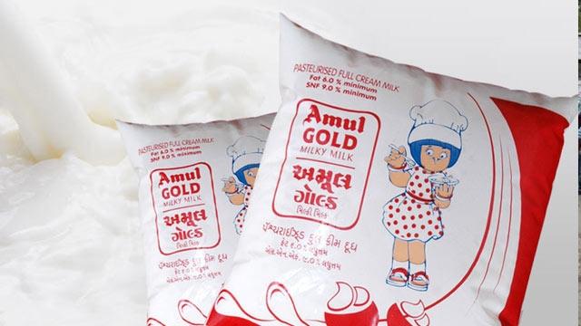 امول دودھ کل سے ایک روپے مہنگا