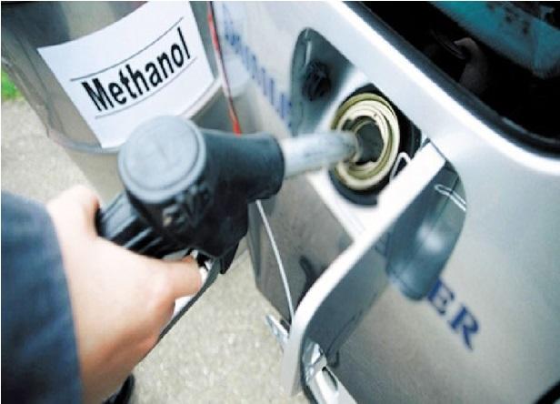 پیٹرول میں ملایاجائے گا 15 فیصدی methanol میتھنول