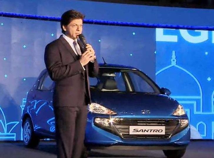 سستی قیمت میں لانچ ہوئی ہنڈائی کی نئی سینٹرو کار