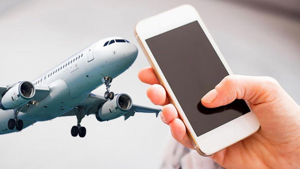 فلائٹ میں ملے گا کال اور انٹرنیٹ کی سہولت