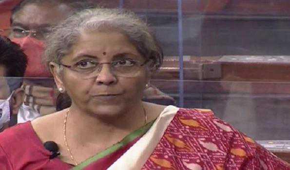 ہندوستان دنیا میں سب سے تیزی سے بڑھتی ہوئی معیشت ہوگی: سیتا رمن