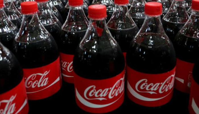 کوکا-کولا نے لانچ کیا بغیر سوڈا والا کولڈ ڈرنک