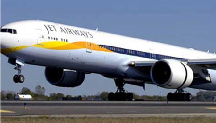 جیٹ ایئر ویز نے کی ایمسٹرڈیم پرواز کے لئے رعایت کی پیشکش