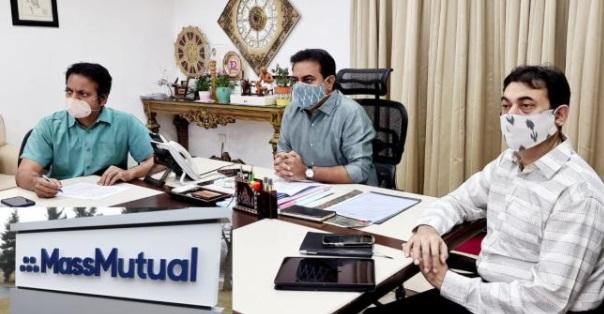 حیدرآباد میں بنے گا گلوبل کیپبلیٹی سنٹر، امریکی کمپنی کرنے جارہی ہے 1 ہزار کروڑ کی سرمایہ کاری