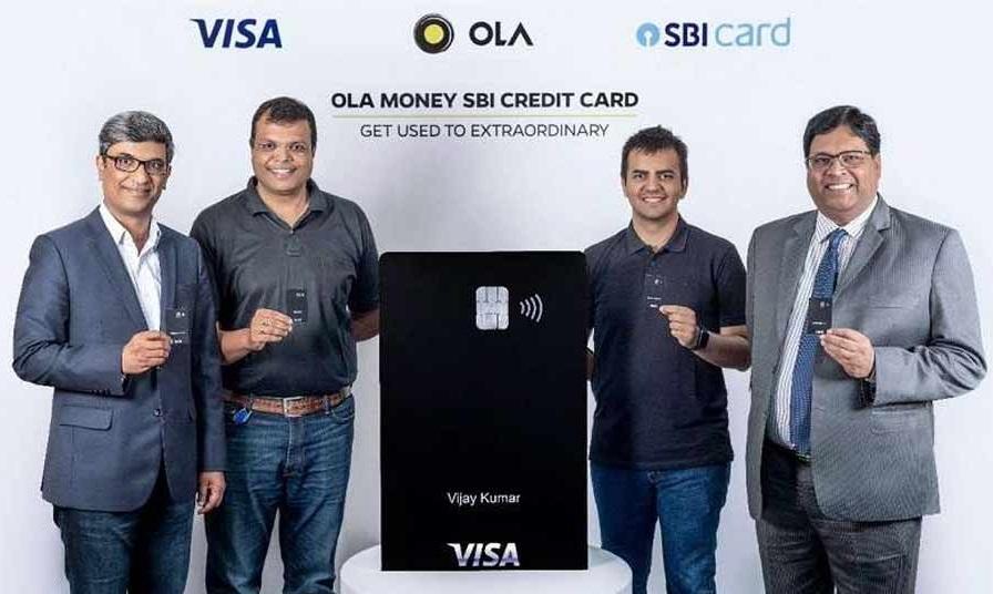 OLA نے SBI کے ساتھ مل کر لانچ کیا نیا کریڈٹ کارڈ