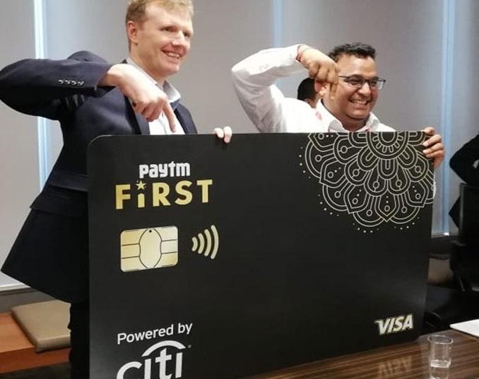 پے ٹی ایم Paytm نے لانچ کیا انٹرنیشنل کریڈیٹ کارڈ، ہر ٹرانزیکشن پر ملے گا کیش بیک