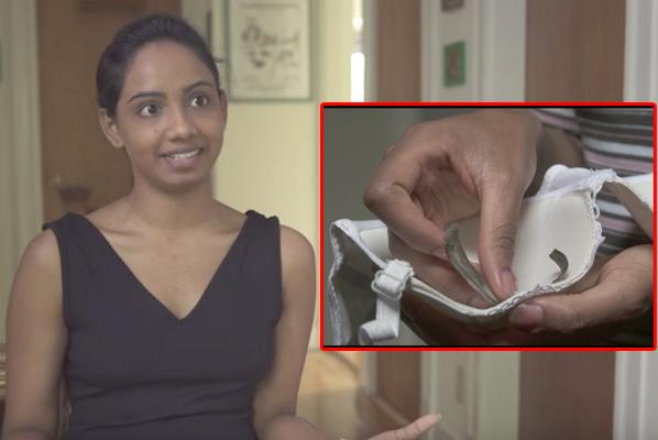 ہند نژاد سائنسدان نے ریپ روکنے والا سینسر بنایا، کس طرح کرتا ہے کام ؟