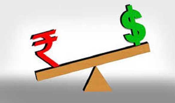 ڈالر کے مقابلے روپیہ پانچ پیسے کمزور