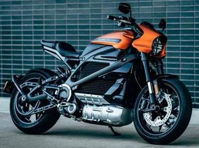 ہارلی ڈیوڈسن نے پیش کیا LiveWire الیکٹرک موٹر سائیکل