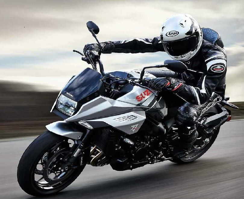سوزوکی کی نئی مضبوط اور خوبصورت موٹر سائیکل 2022 میں ہوگی لانچ