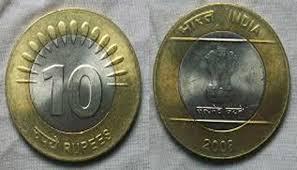 10 روپے کے سککوں میں کوئی گڑبڑ نہیں: RBI