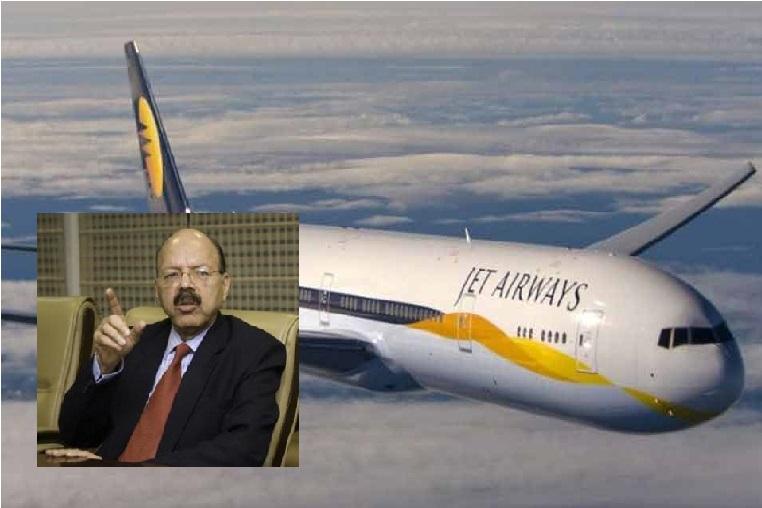 نسیم زیدی نے جیٹ ایئرویز کے بورڈ سے استعفی دیا