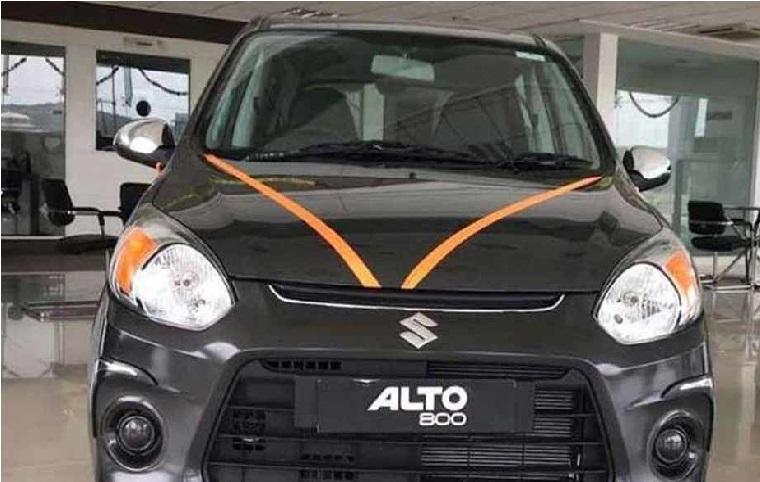 کمپنی نے بند کیا آلٹو ALTO 800 کا پروڈکشن