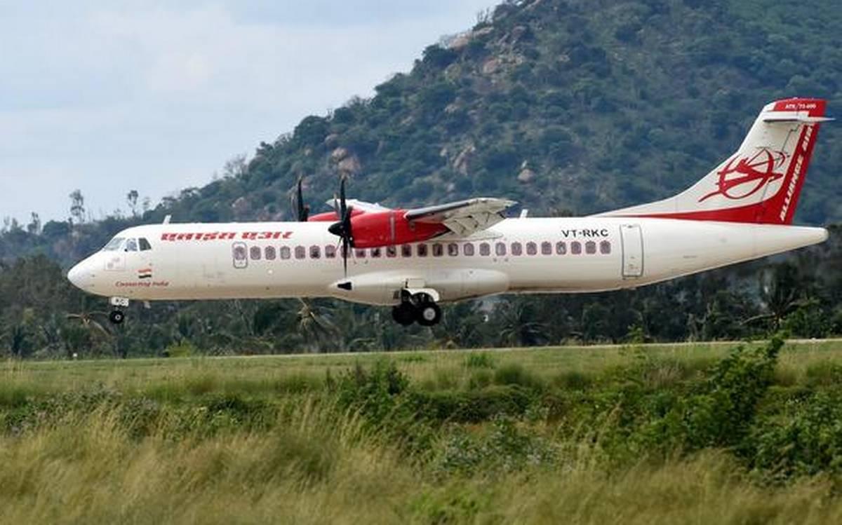 حیدرآباد سے ہبلی کے لئے الائنس ایرکی راست فضائی خدمات