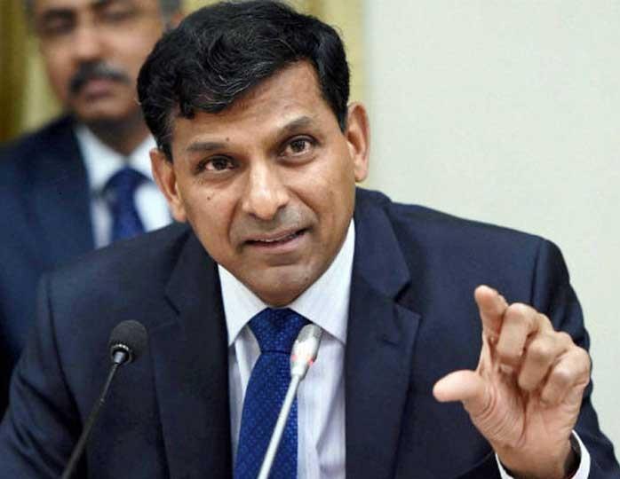 نوٹ بندی، جی ایس ٹی سے ہندوستان کی معاشی رفتار کو لگے جھٹکے: راجن
