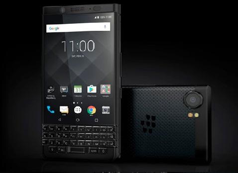 ہندوستان میں لانچ ہوا BlackBerry KEYone جانیں قیمت اور خصوصیات