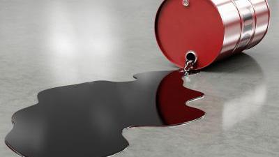 خام تیل کی قیمت میں کمی