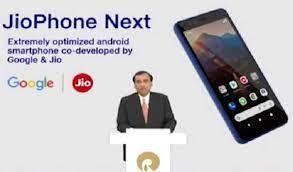 جیو فون نیکسٹ دیوالی سے پہلے لانچ ہوگا