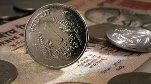 روپیہ پانچ پیسے مضبوط