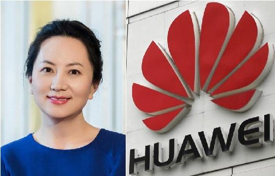 کناڈا میں موبائل کمپنی حواوی ٹیکنالوجیس کے مالک کی بیٹی گرفتار، چین نے دی امریکہ کو خبردار