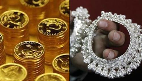 عالمی رخ سے سونا 160 روپے مہنگا، چاندی بھی مضبوط
