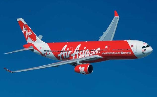 ہوائی مسافروں کے لئے اچھی خبر، ایئر ایشیا کا 999 روپے کا آفر